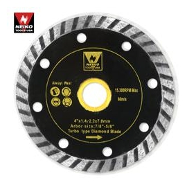 4-1/2 inch Ceramic Diamond Blade Pro Model