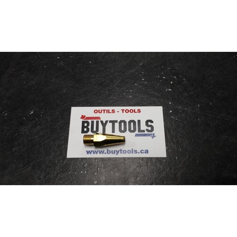 Sandblast cabinet gun tip replacement (sbtip)