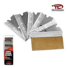 100pc Razor Blades (00522)