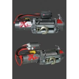 Power winch 12 V - superior quality (BT0903B)
