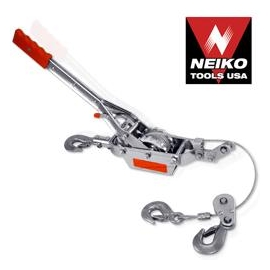 2 Ton CABLE PULLER (47022)