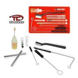 23pc Air Spray Gun Cleaning Kit (31209L)