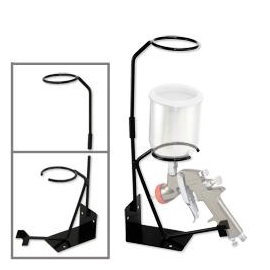 Spray Gun Holder w/ Strainer Attachment (14302)