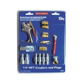 17 Pc Air Accessory Set (14923)