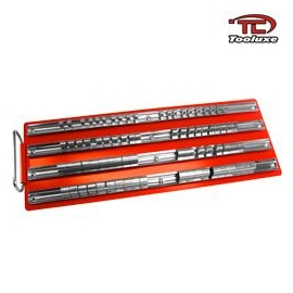 80PC SOCKET RACK TRAY METAL (03966L)