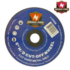 6 inch H/D Cut-Off Wheel (11058B)