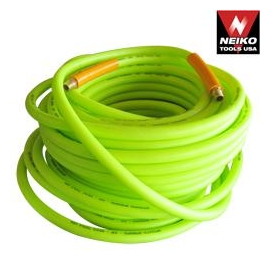 3/8 inch Air Hose HYBRID 3/8 x 1/4 x 25 feet (43451)