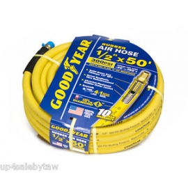 1/2 inch x 50 foot GOODYEAR air hose (GY1250B)