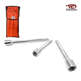 EXTENSION BARS 3/4 INCH DRIVE, 3 PIECE (00219)