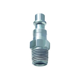 2 pc - Industrial M-Style Plug 1/4 inches NPT Female(14911)