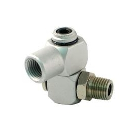 1/4 air connector swivel (14022S)