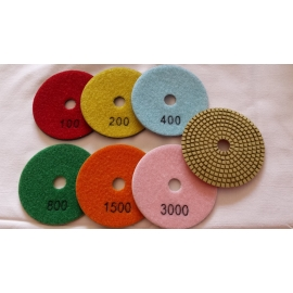 Polishing pad 4 inch (01482-400)