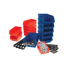15pc Storage Bin Set (w5195)