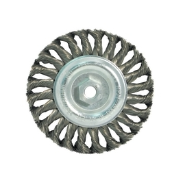 Wire Wheel Brush 4 inch Knot-45118