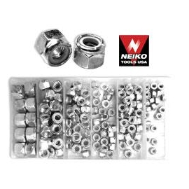 110pc SAE Hydraulic Grease Fitting Assortment (50463a)