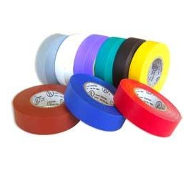10 pack 3/4 wide black electric tape (50122)