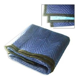 Blue/ Black Moving Blanket (20690)