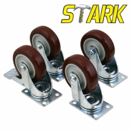 Set of 4 wheels (99017)