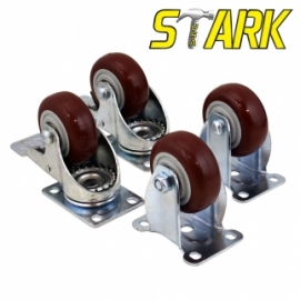 Set of caster wheels (99019)