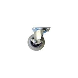 3 inch Castor wheel grade w /Lock (45270)