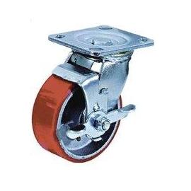 Swivel Caster w/ Brake 3 inch (24124)
