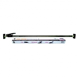 Steel Cargo Bar for Trailers w/ 2 Pads size 40 to 70 Inch (77190)