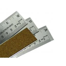 STEEL RULER 12 INCH (28312)
