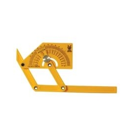 MULTI PURPOSE PROTRACTOR PLASTIC (28380)