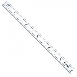 RULER 6 INCH FOR PRECISION (76002)