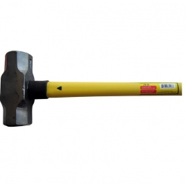 Sledge Hammer H/Duty 10lbs F/G handle (sl10)