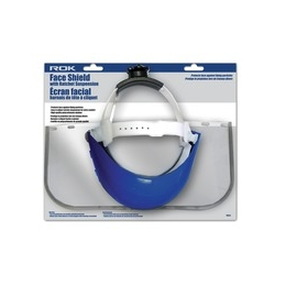 FACE SHIELD WITH RATCHET SUSPENSION (70522)
