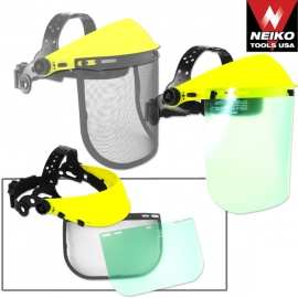 2 IN 1 FACE PROTECTION SHIELD (53876A)