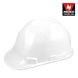 CONSTRUCTION HELMET WHITE (53823A)