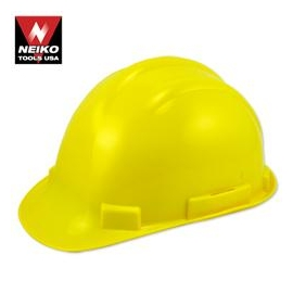 SAFETY HELMET, YELLOW (53824A)
