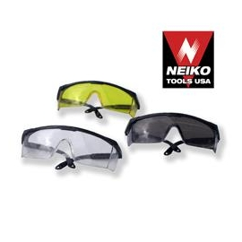SAFETY GLASSES CLEAR (53842)