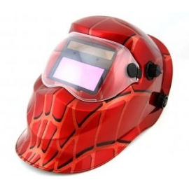 Red Spiderman Welding Helmet (56085)