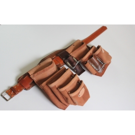 Complete professional use tool pouch belt (P1008S)