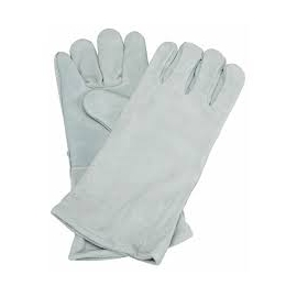 Gray welding gloves (21004)
