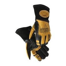 Black/Gold Mig/ Stick Glove (1868)