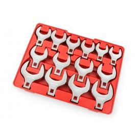 Crowfoot wrench / socket set Jumbo (82625)