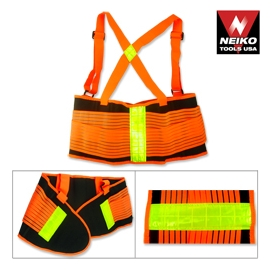 Adjustable back support Neon (53867a)