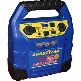 Charger booster pack goodyear 1000 amp (gy3032)