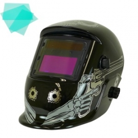 Welding helmet MIG TIG with skeleton design(56003)