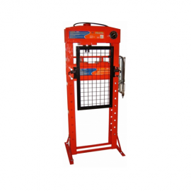 SHOP PRESS AIR HYDRAULIC 30 TON WITH CAGE (BT3022A)