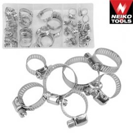 40pc Hose Clamp Assortment (50423A)