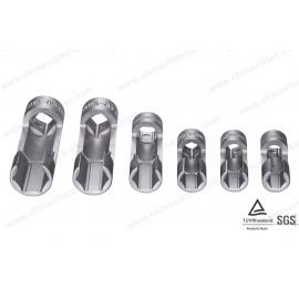 "6pc 3/8""&1/2"" Slotted Special Socket Set (bt13558)"