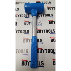 All steel handle 2 lbs deadblow hammer (db2lb)