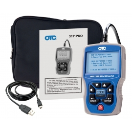 (OTC 3111PRO) Trilingual Scan Tool OBD II, CAN, ABS And Airbag