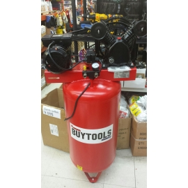 30Gal Air Compressor, Belt Driver, Vertical Tank (30404)
