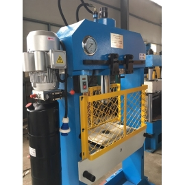 Electric Hydraulic Shop Press 50 Tons (HP50)